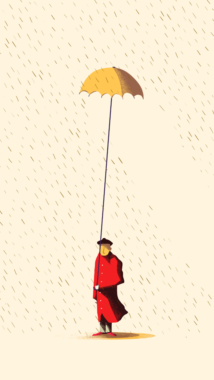 umbrella instagram life in vertical motion design parallel studio animation instagram format