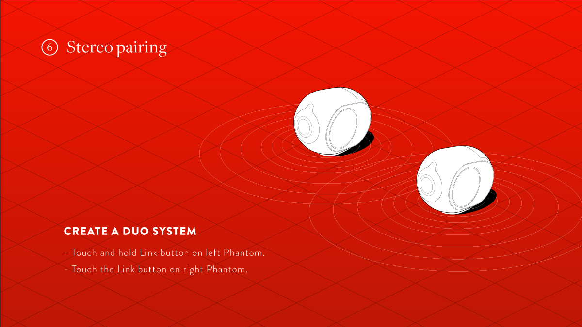 Devialet tutorial video phantom reactor lay out Parallel Studio motion design