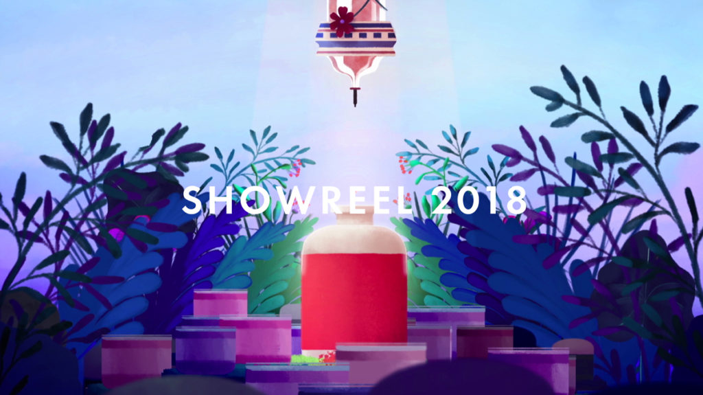 Showreel animation bande demo 2018 Parallel Studio